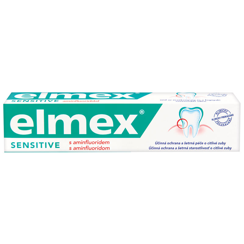 Zubní pasta elmex® SENSITIVE PLUS