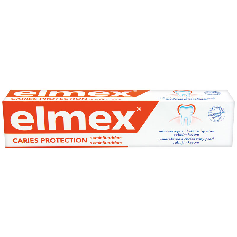 Zubní pasta elmex® CARIES PROTECTION